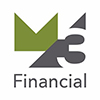 M3 Financial Logo